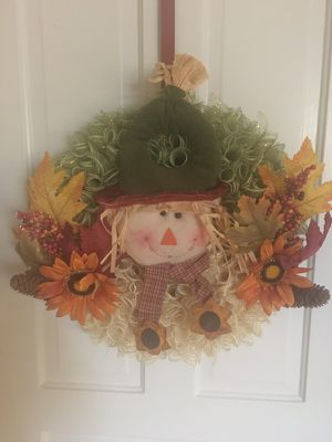 Thanksgiving / Fall wreath for Sale in Swansea, IL