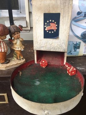 Vintage Dice Game for Sale in Meridian, MS