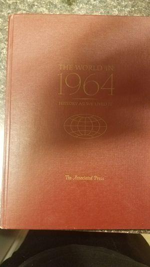 The World in 1964 for Sale in Providence, RI