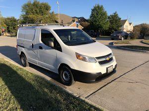 2015 chevy city express mini van clean title for Sale in Arlington, TX