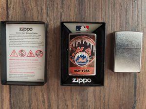 Mets Zippo lighter for Sale in Philadelphia, PA