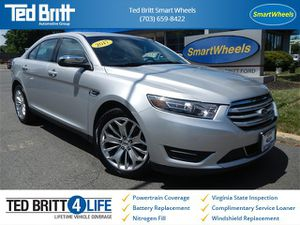 2017 Ford Taurus Limited for Sale in Fairfax, VA