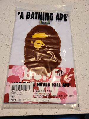 Bape shirts and accessories for Sale in Herndon, VA