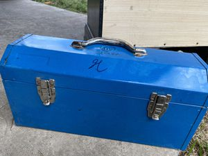 Tool box for Sale in Sheridan, OR