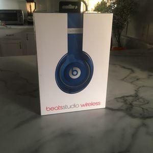 Beats Studios Wireless Bluetooth for Sale in Carson, CA
