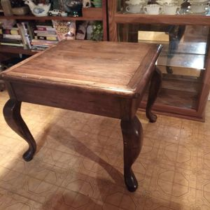 Solid Wood End Table for Sale in Ball, LA