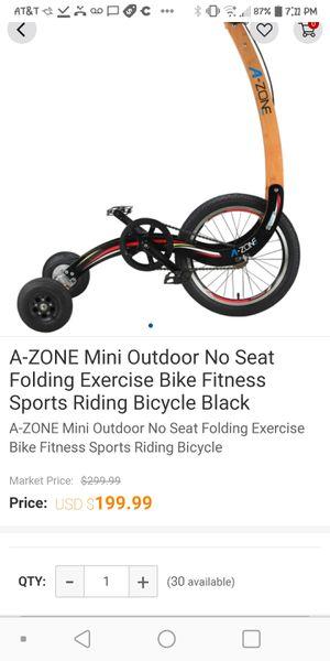 A-zone 3 wheeled bike for Sale in Hudson, NH