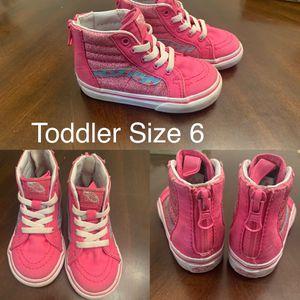 VANS toddlers for Sale in San Diego, CA