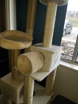 Cat tower for Sale in Kalamazoo, MI