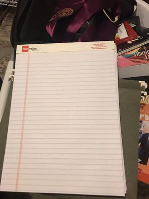 8 Office Depot note pads-brand new for Sale in Saint Paul, OR