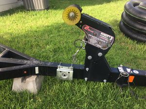 Double axle boat trailer for Sale in Harker Heights, TX