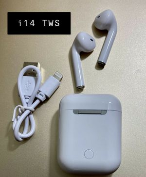 i14 Wireless Headset w Charger (Brand New) for Sale in Houston, TX
