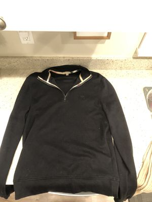 Burberry Men's Sweater Medium for Sale in Tacoma, WA