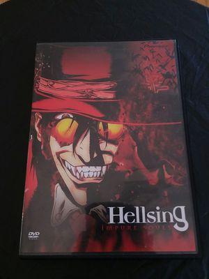 Hellsing impure souls moive dvd for Sale in Surprise, AZ