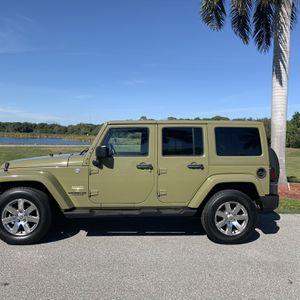 2013 Jeep Wrangler for Sale in Boca Raton, FL