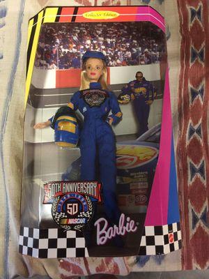 Nascar Barbie for Sale in Lakeland, FL