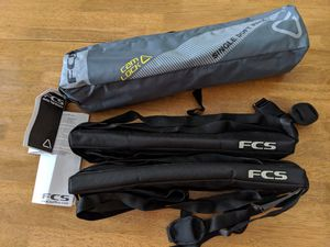 Surfboard Roof Straps - FCS CamLock for Sale in Oviedo, FL