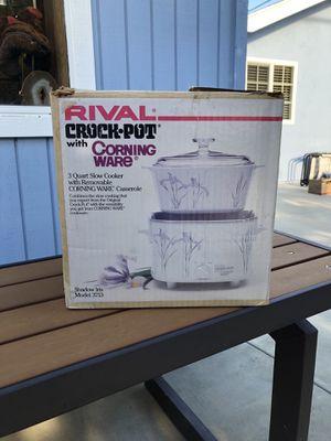 Rival Crock Pot for Sale in La Verne, CA