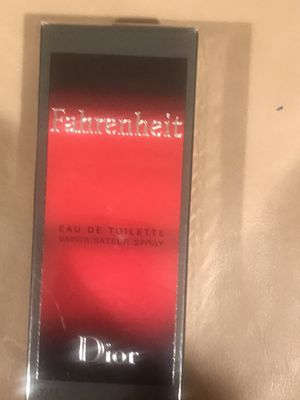 Fahrenheit Dior 3.4 perfume/brand new for Sale in LAKE CLARKE, FL