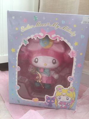 Sanrio My Melody Sailor Moon figure for Sale in San Jose, CA