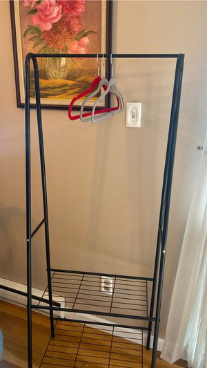 Small clothing rack lightweight for Sale in Milford, NJ