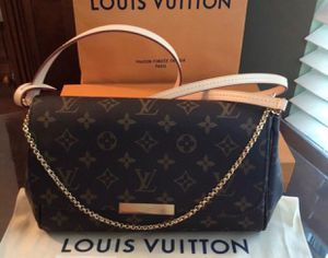 AUTHENTIC Louis Vuitton mm favorite bag for Sale in San Diego, CA