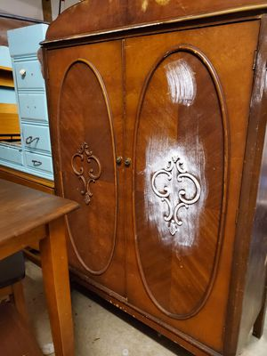 Vintage Armoire Project for Sale in GLOU POINT, VA