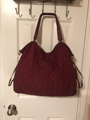 Tory Burch Quilted Diaper Bag for Sale in Dallas, TX