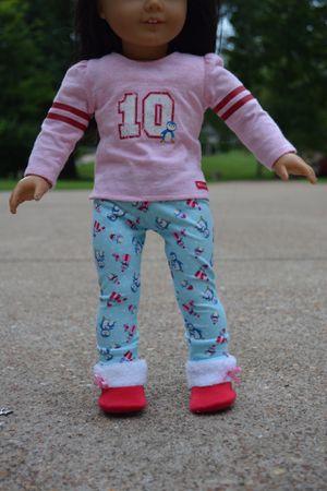 American Girl Holiday Penguin PJS for Sale in Oak Hill, TN