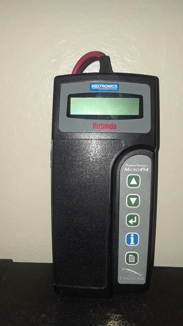 MIDTRONIC POWERSENSOR MICRO494