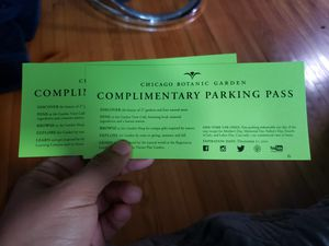 Botanic Garden Passes for Sale in Chicago, IL