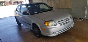 03 Hyundai accent for Sale in Colorado Springs, CO