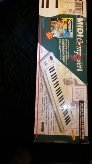 Midi composer keyboard (new in box) for Sale in Neponset, MA