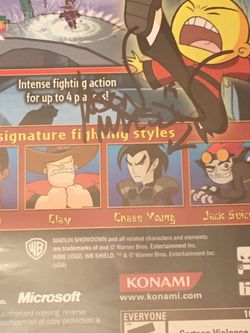 Autographed Xiaolin Showdown Xbox Signed By Voice Actor for Sale in Saratoga,  CA