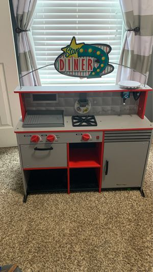 Melissa and Doug diner Sells for $229.00 in stores for Sale in Pollock, LA