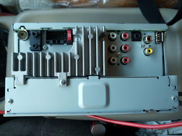 "Pioneer 6.2"" Built-in Bluetooth - In-Dash CD/DVD/DM Receiver Black"