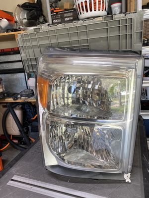 2011 Ford F-250 OEM Headlights for Sale in Glen Burnie, MD
