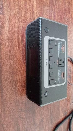 I Home Bluetooth Speaker/Alarm Clock for Sale in Lancaster, PA