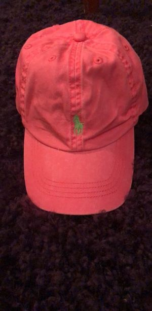 Pink Polo Ralph Lauren Hat for Sale in Dover, FL