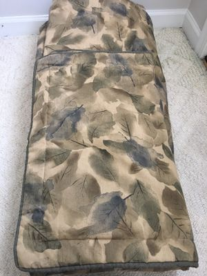 RV Comforter and pillow sham for Sale in Burbank, IL