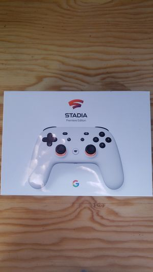 Stadia Premier Edition - brand new for Sale in San Diego, CA
