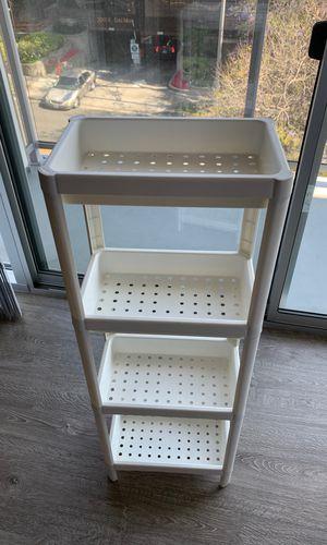 Small 4 shelf for bathroom for Sale in Pasadena, CA