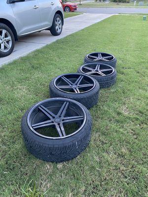 Camaro Rims for Sale in Hutto, TX