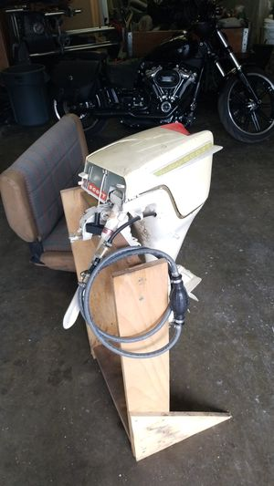 Scott Atwater motor for Sale in Federal Way, WA