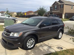 2016 Dodge Journey sxt 3row for Sale in Live Oak, TX