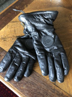 Harley Davidson Women's Leather Riding Gloves for Sale in Alexandria, VA