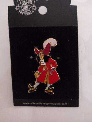 Disney Captain Hook Pin for Sale in Henderson, NV
