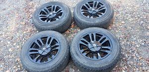 MB wheels 5x5 bolt pattern for Sale in Alpharetta, GA