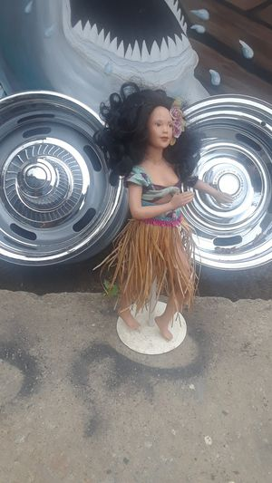 Ceramic Hawaiian Hula Doll Antique for Sale in Alpharetta, GA