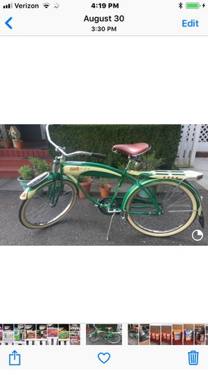 Rare 1952 Columbia Bicycle (reproduction) for Sale in Seattle, WA